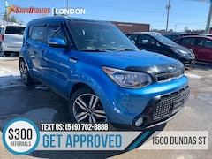2015 Kia Soul SX Luxury | NAV | PANO ROOF | LEATHER | CAM Hatchback
