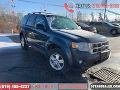 2008 Ford Escape XLT 3.0L | LEATHER | ROOF | 4X4 SUV