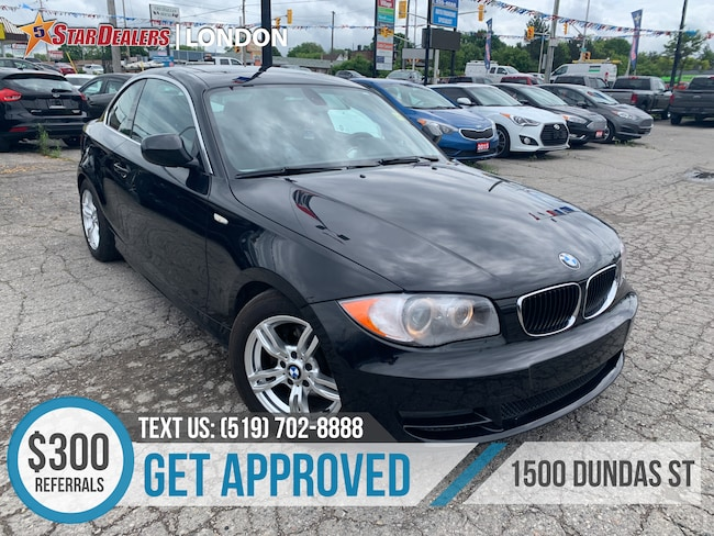 2011 BMW 128I | LEATHER | ROOF | HEATED SEATS Coupe
