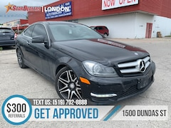 2013 Mercedes-Benz C-Class 350 4MATIC   LOADED   AMG SPORT PACKAGE Coupe