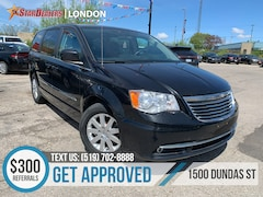 2014 Chrysler Town & Country Touring   CAM   STOW-N-GO Van Passenger Van