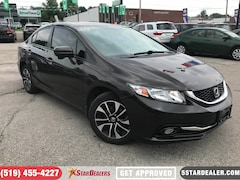 2014 Honda Civic EX | ROOF | NAV | CAM | 1 OWNER Sedan
