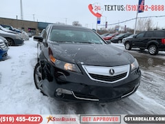 2013 Acura TL Tech Package | AWD | NAV | LEATHER | ROOF | CAM Sedan
