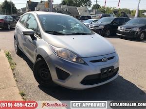 2012 Ford Fiesta SE | HEATED SEATS