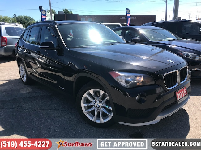 2015 BMW X1 xDrive28i | ONE OWNER | LEATHER | PANO ROOF SAV