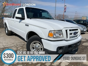 2010 Ford Ranger Sport | ANY CREDIT WELCOME | APPLY NOW
