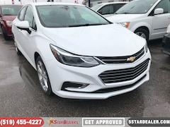 2017 Chevrolet Cruze Premier Auto | LEATHER | CAM | ONE OWNER Sedan