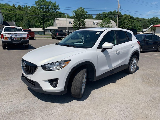 2013 Mazda CX-5 GT | AWD | NAV | LEATHER | ROOF SUV