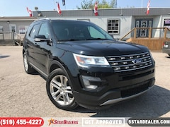2016 Ford Explorer XLT | NAV | LEATHER | ROOF | AWD SUV