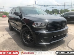 2017 Dodge Durango R/T | HEMI | NAV | LEATHER | ROOF | DVD SUV