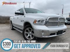 2014 Ram 1500 Laramie | 4X4 | HEMI | NAV | LEATHER | ROOF | CAM Truck Crew Cab