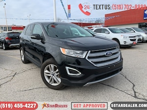 2015 Ford Edge SEL | NAV | PANO ROOF | AWD