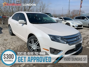 2011 Ford Fusion SEL 3.0L V6 | ROOF