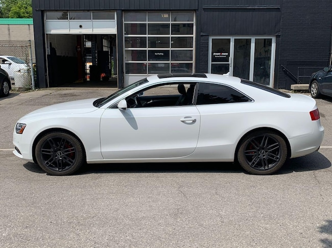 2014 Audi A5 2.0 Komfort | AWD | LEATHER | ROOF | CAM Coupe