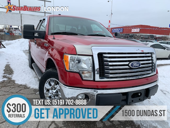 2010 Ford F-150 XLT | 4X4 | V8 | 6PASS Truck Super Cab
