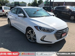 2017 Hyundai Elantra Limited | NAV | LEATHER | ROOF Sedan