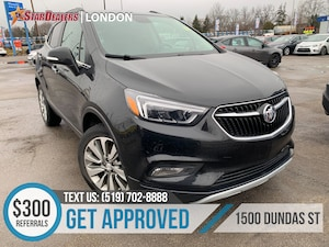2017 Buick Encore Essence | AWD | LEATHER | ROOF | CAM