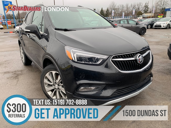 2017 Buick Encore Essence | AWD | LEATHER | ROOF | CAM SUV