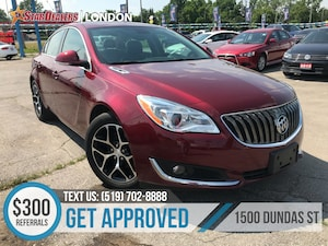 2017 Buick Regal Sport | LEATHER | ONE OWNER | CAM