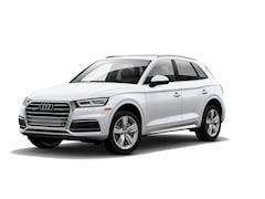 New 2018 Audi Q5 2.0T Premium Plus SUV Brookline MA