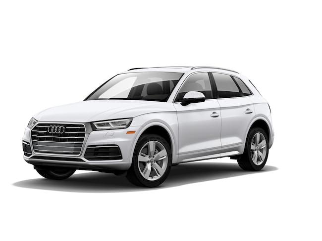 New 2018 Audi Q5 2.0T Tech Premium SUV for sale in Danbury, CT