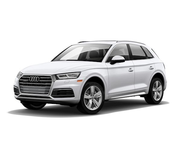 New 2018 Audi Q5 2.0T Tech Premium SUV Pittsburgh
