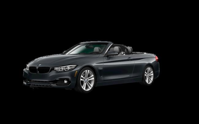 2019 BMW 4 Series 430i Xdrive Convertible All-wheel Drive