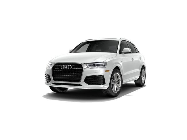 New 2018 Audi Q3 2.0T Premium Plus SUV WA1JCCFS0JR032668 Near Los Angeles