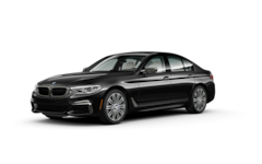 2018 BMW M550i xDrive Sedan 8-Speed Automatic
