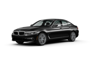 2018 BMW 5 Series 530e iPerformance Sedan