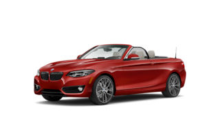 New 2019 BMW 2 Series 230i xDrive Convertible WD41782 near Fayetteville, AR