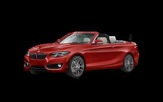 New 2019 BMW 2 Series 230i xDrive Convertible WD41782 near Rogers, AR
