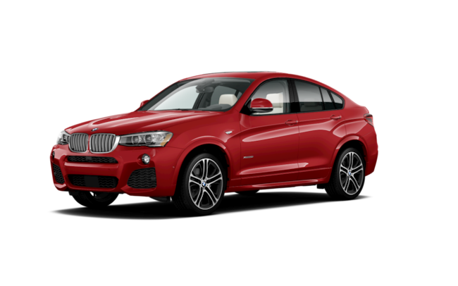 New 2018 BMW X4 xDrive28i Sports Activity Coupe near Rogers, AR