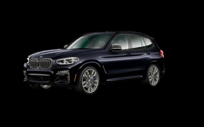 New 2018 BMW X3 M40i SUV