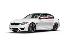 New 2018 BMW M3 Sedan for sale in Latham, NY at Keeler BMW