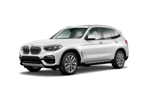 New 2018 BMW X3 xDrive30i SAV in Erie, PA