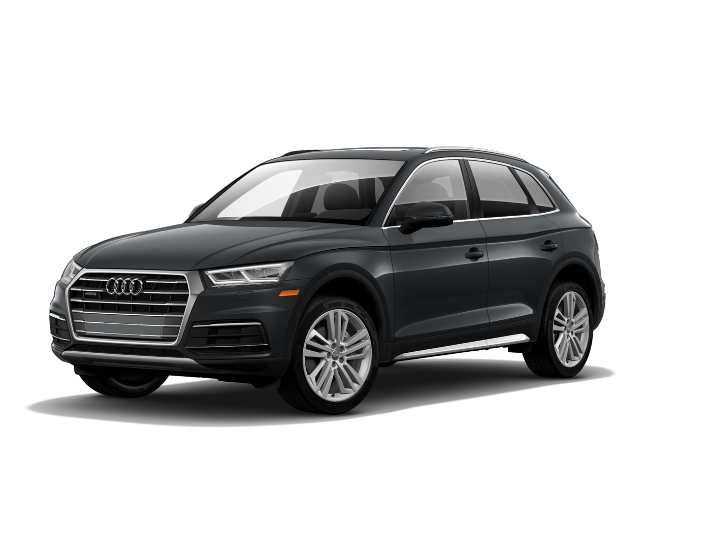New 2018 Audi Q5 2.0T Premium Plus SUV near Hartford