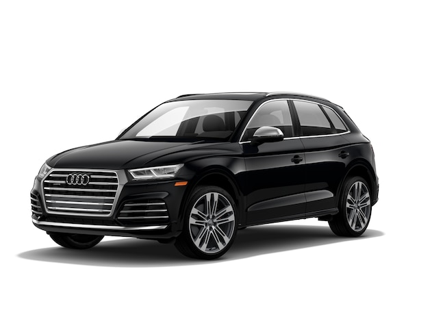 2019 Audi SQ5 Premium Plus Sport Utility Vehicle