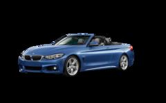 2018 BMW 430i xDrive Convertible All-wheel Drive