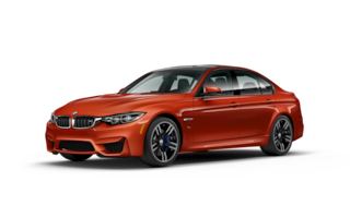 2018 BMW M3 Sdn SDN