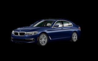 New 2018 BMW 5 Series 530i xDrive Sedan WC76925 near Rogers, AR