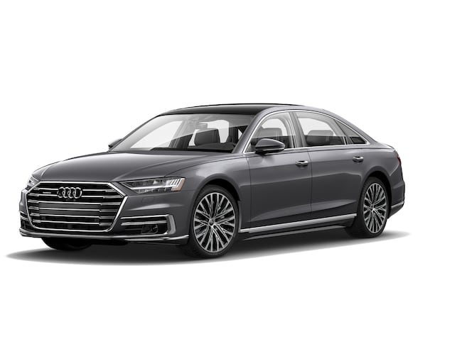 New 2019 Audi A8 L 3.0T Sedan WAU8DAF81KN009920 Near Los Angeles
