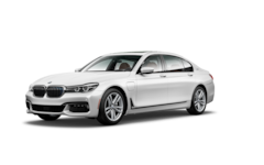 2018 BMW 740e xDrive iPerformance Sedan