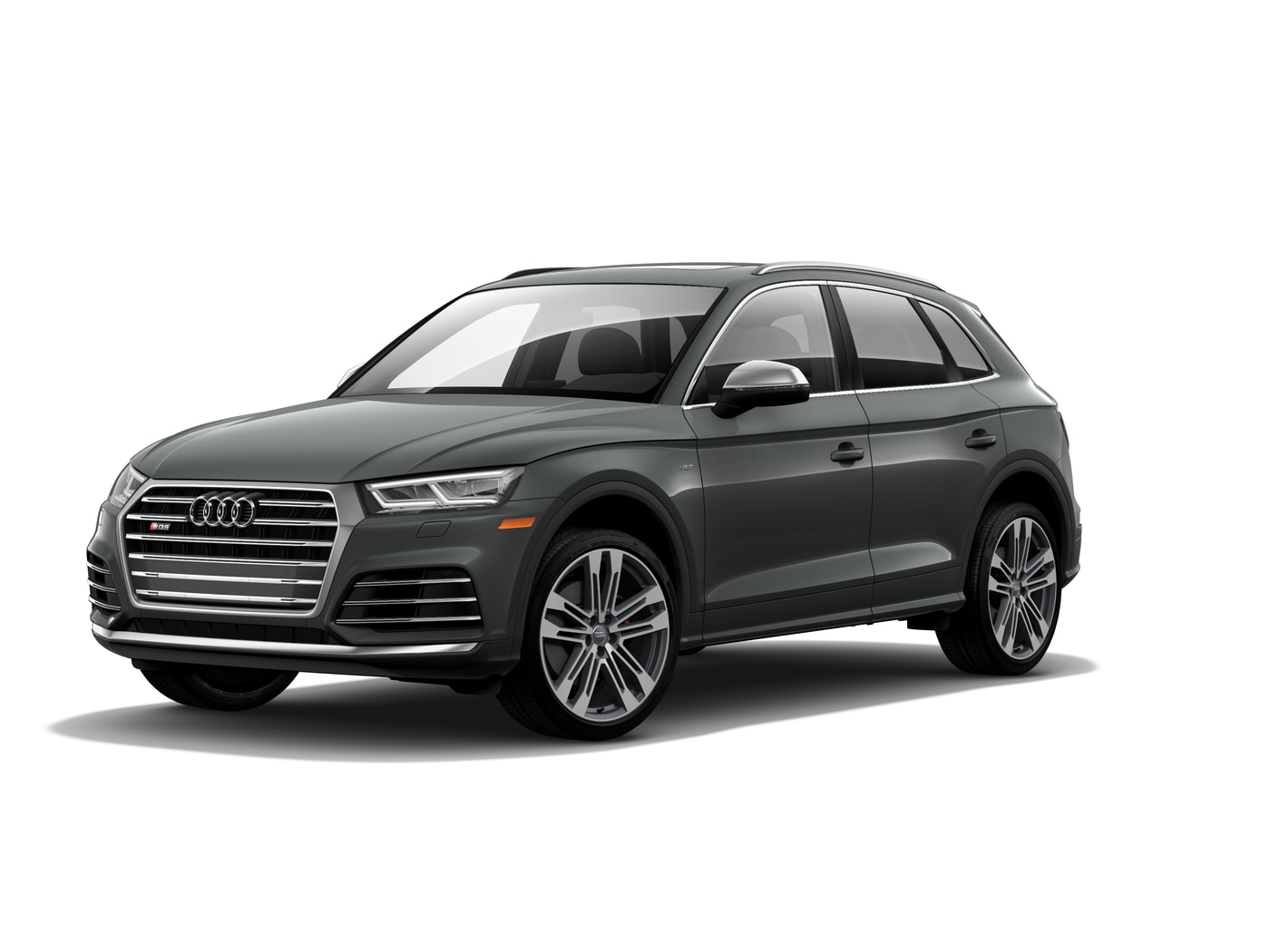 2018 Audi SQ5 Sport Utility Vehicle