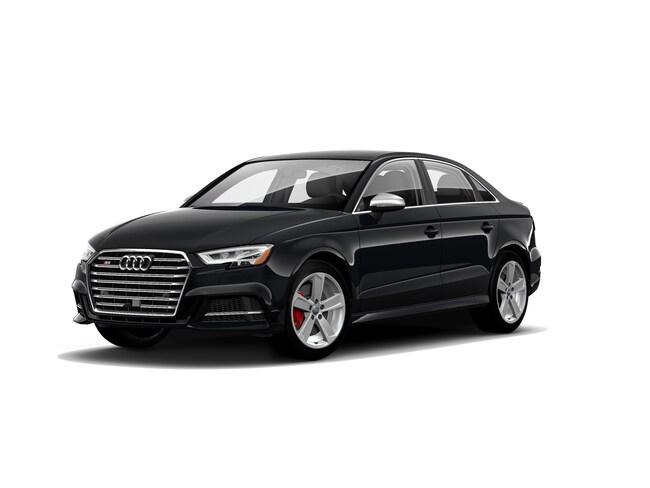 New 2018 Audi S3 2.0T Premium Plus Sedan for sale in San Rafael, CA at Audi Marin