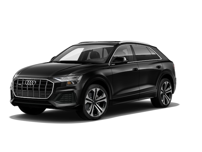 New 2019 Audi Q8 3.0T Premium Plus in Long Beach, CA