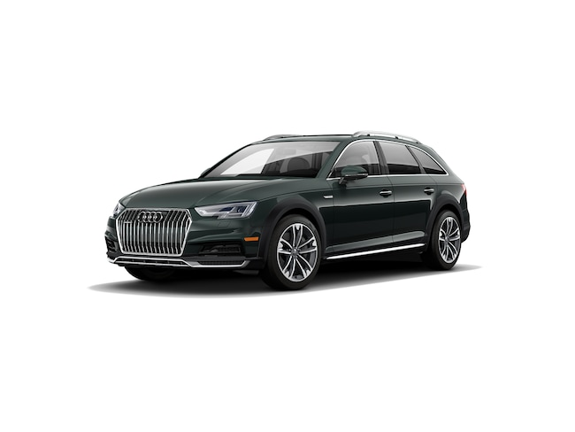 New 2018 Audi A4 allroad 2.0T Tech Premium Wagon Farmington Hills, MI