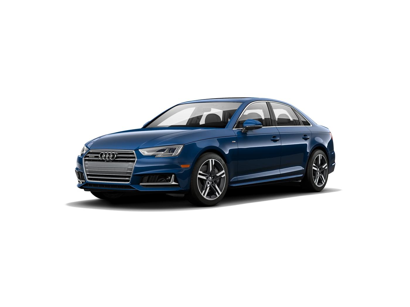2018 Audi A4 2.0T Prestige Sedan