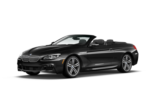 2018 BMW 6 Series 650i Convertible