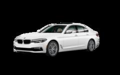 2018 BMW 530i Sedan WBAJA5C58JWA37236